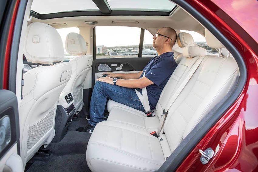 Mercedes-Benz GLE 2019 33
