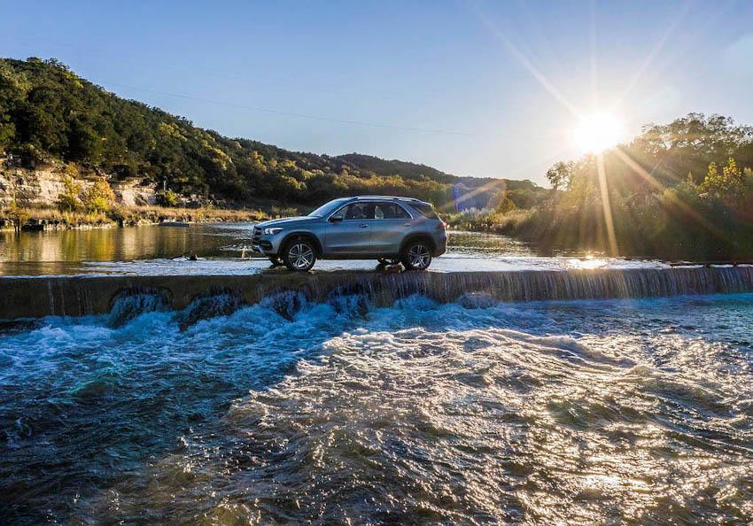 Mercedes-Benz GLE 2019 7
