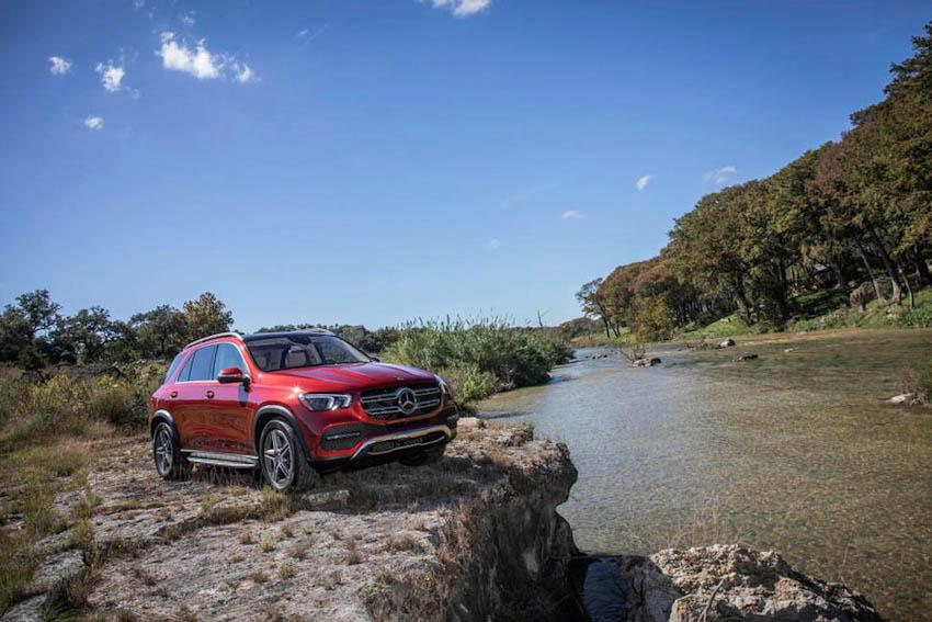 Mercedes-Benz GLE 2019 8