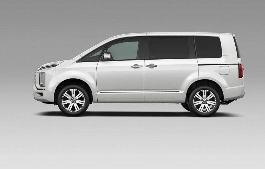 Mitsubishi Delica 2019 2
