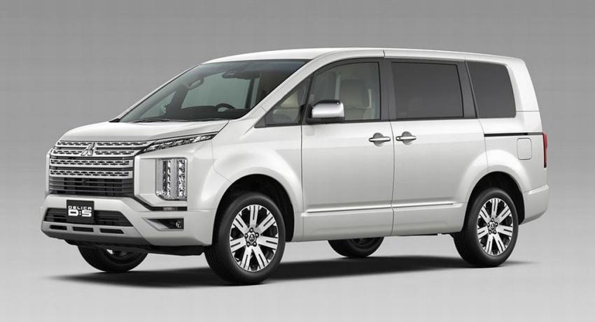 Mitsubishi Delica 2019 1