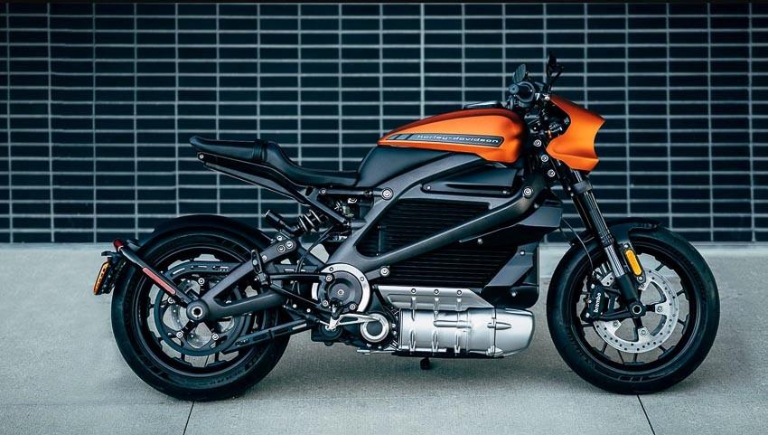 mô tô điện Harley-Davidson LiveWire 3