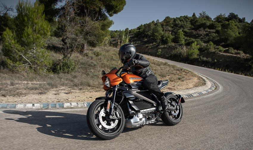 mô tô điện Harley-Davidson LiveWire 4