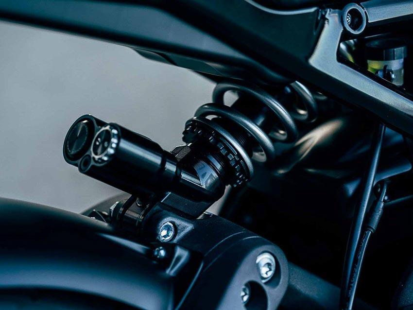 Chi tiết xe mô tô điện Harley-Davidson LiveWire 1
