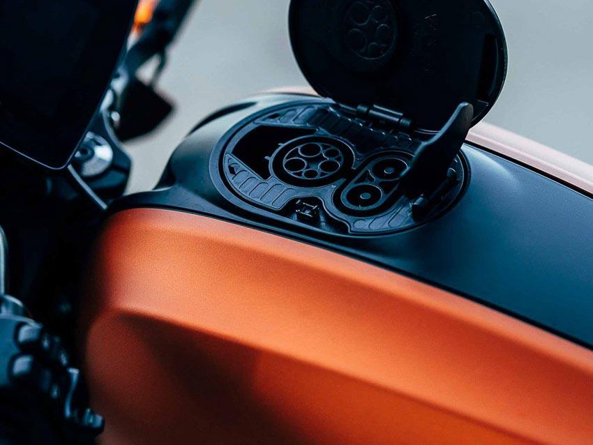 Chi tiết xe mô tô điện Harley-Davidson LiveWire 2