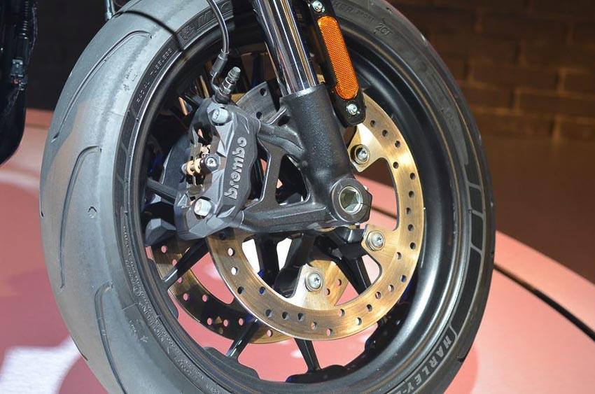 Bánh xe mô tô điện Harley-Davidson LiveWire 1