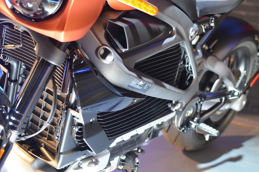 Động cơ xe mô tô điện Harley-Davidson LiveWire