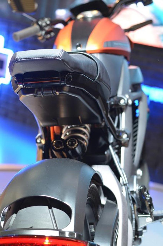 Chi tiết xe mô tô điện Harley-Davidson LiveWire 3