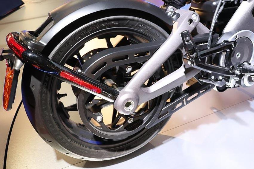 Bánh xe mô tô điện Harley-Davidson LiveWire 2