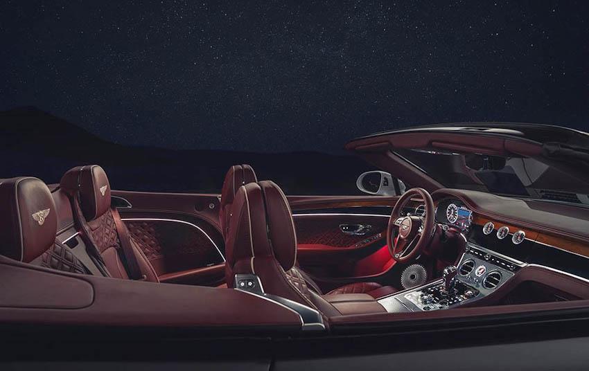 Bentley Continental GT Convertible 10