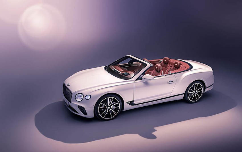 Bentley Continental GT Convertible 17