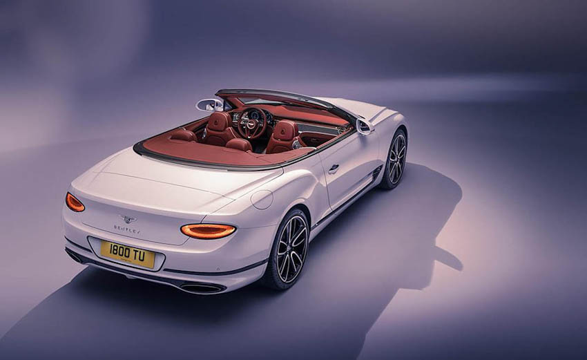 Bentley Continental GT Convertible 18