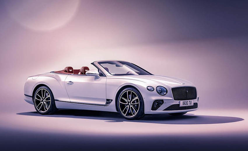 Bentley Continental GT Convertible 19