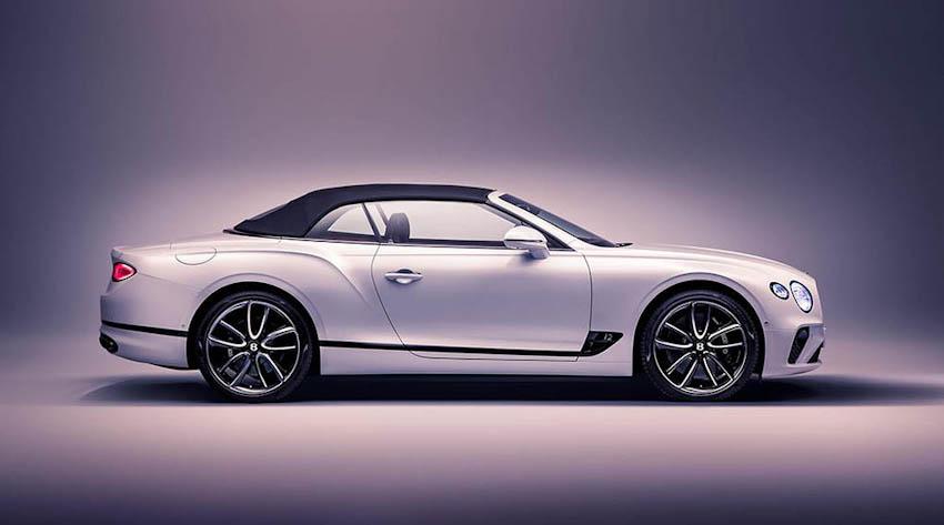 Bentley Continental GT Convertible 22