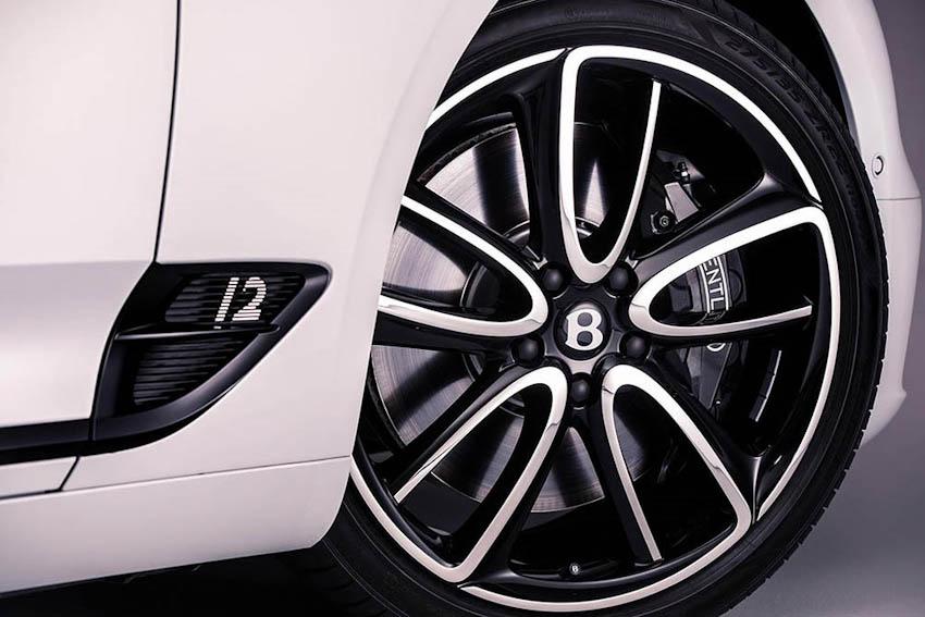 Bentley Continental GT Convertible 24