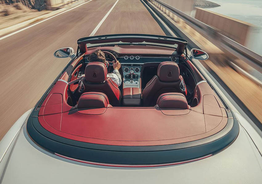 Bentley Continental GT Convertible 4