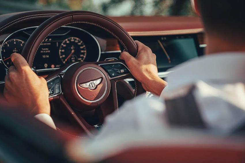 Bentley Continental GT Convertible 5