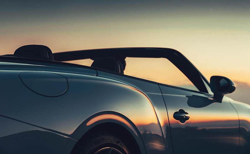 Bentley Continental GT Convertible 6