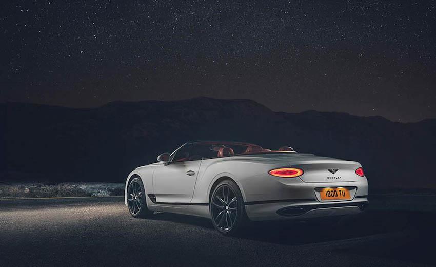 Bentley Continental GT Convertible 8