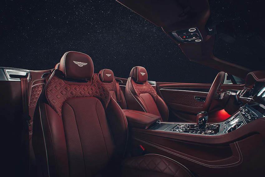 Bentley Continental GT Convertible 9
