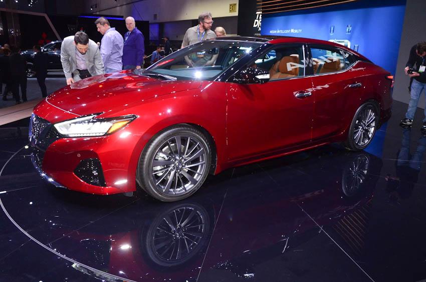 Nissan Maxima 2019 1