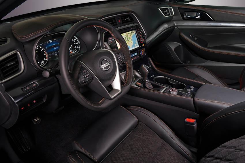 Nissan Maxima 2019 10