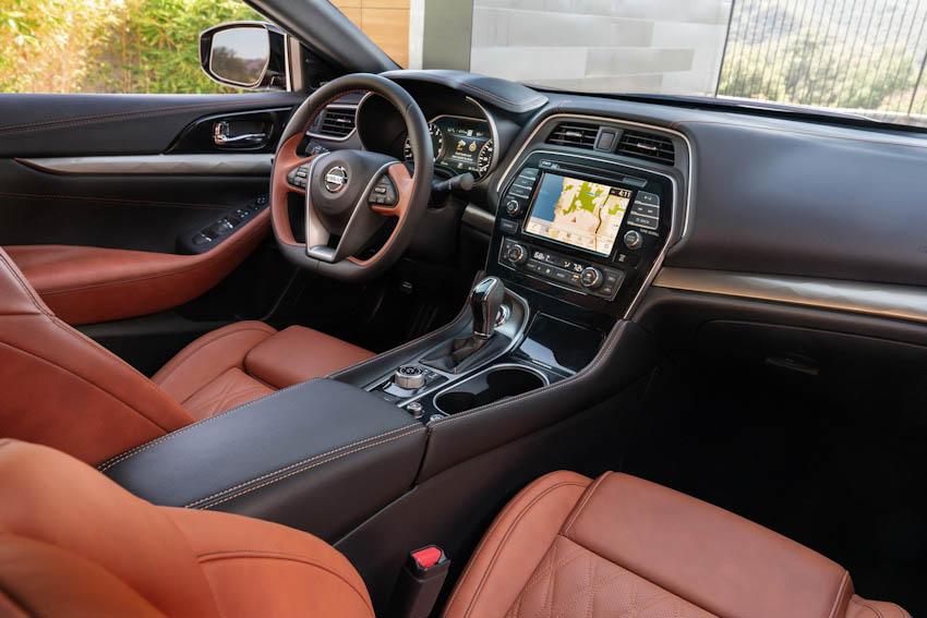 Nissan Maxima 2019 15