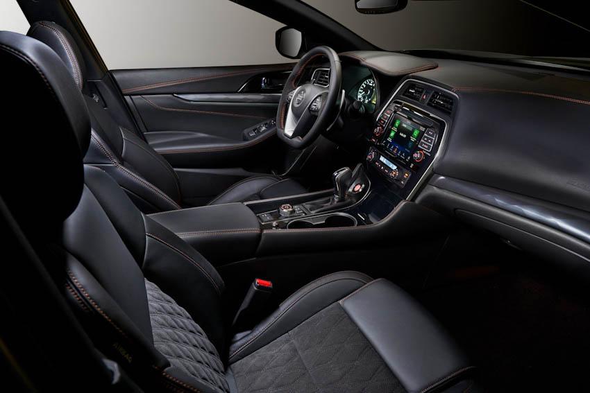 Nissan Maxima 2019 16