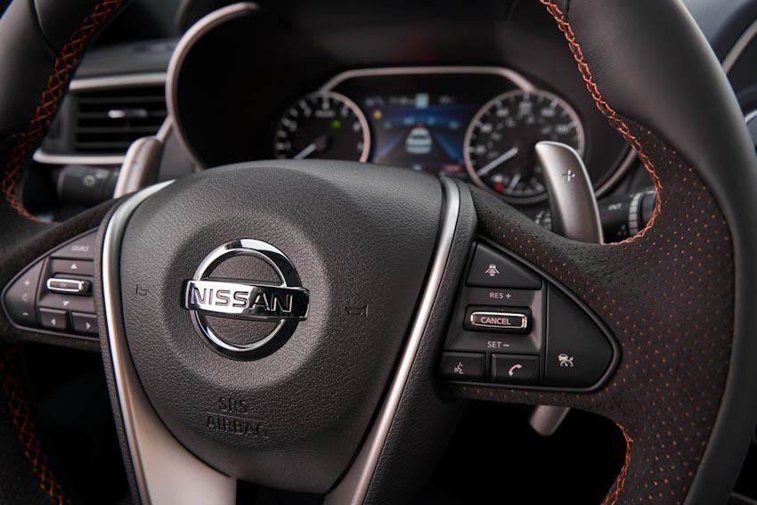 Nissan Maxima 2019 19