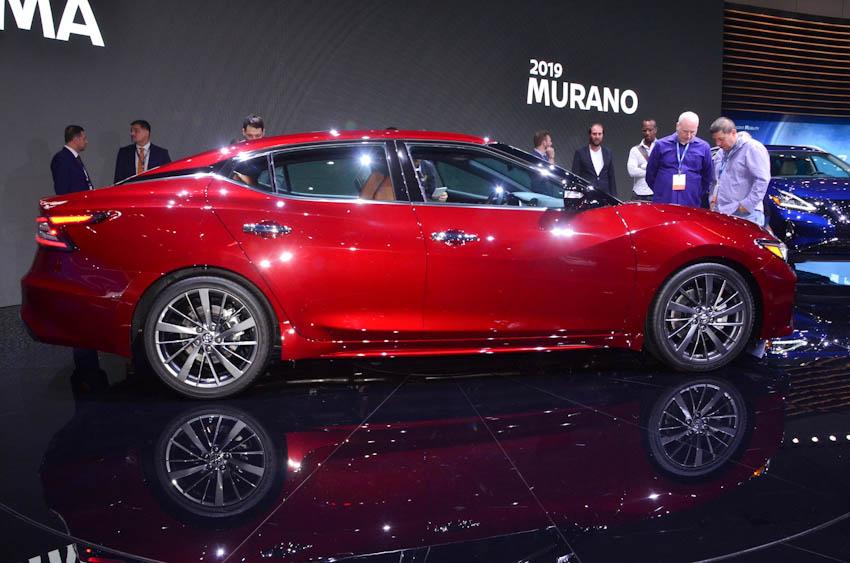 Nissan Maxima 2019 20