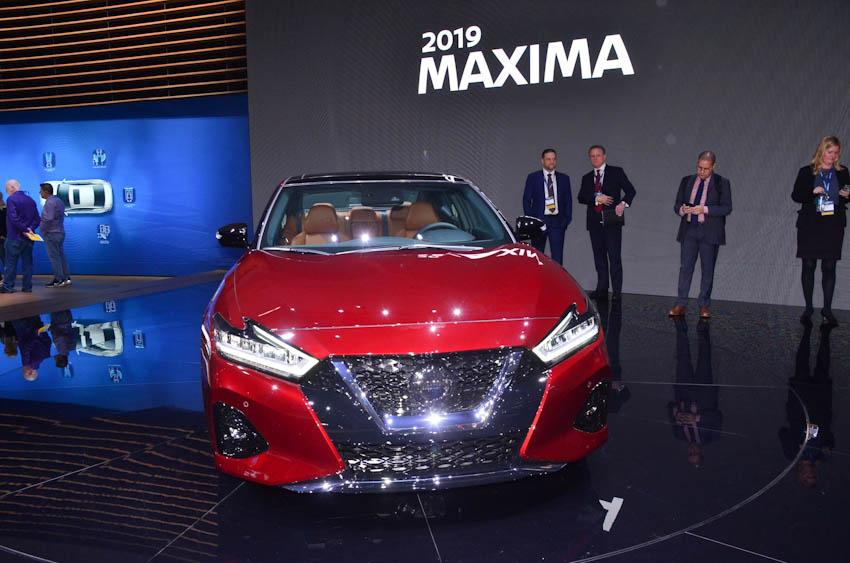 Nissan Maxima 2019 3
