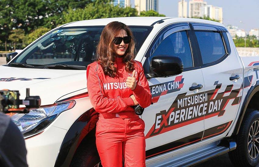 Nữ hoàng tốc độ Leona Chin tại Việt Nam 10