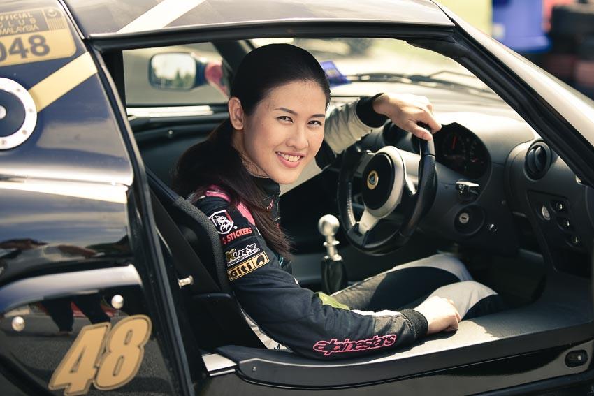 Nữ hoàng tốc độ Leona Chin tại Việt Nam 18