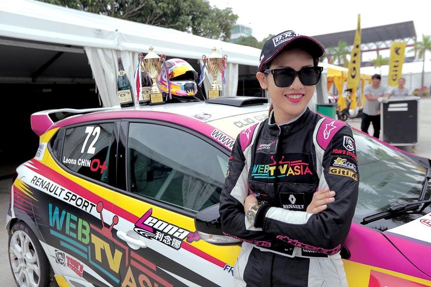 Nữ hoàng tốc độ Leona Chin tại Việt Nam 23