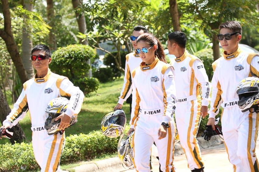 Nữ hoàng tốc độ Leona Chin tại Việt Nam 24
