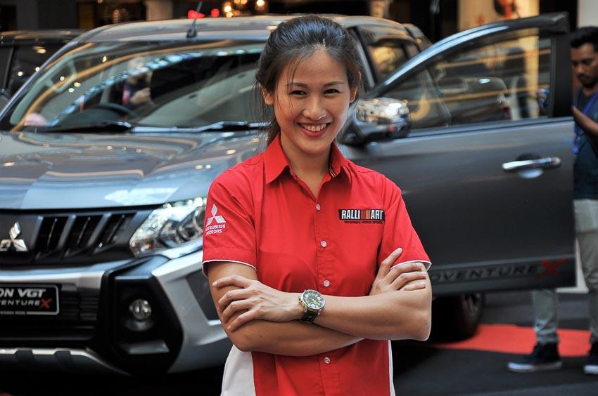 Nữ hoàng tốc độ Leona Chin tại Việt Nam 26