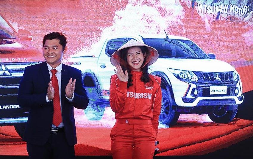 Nữ hoàng tốc độ Leona Chin tại Việt Nam 3
