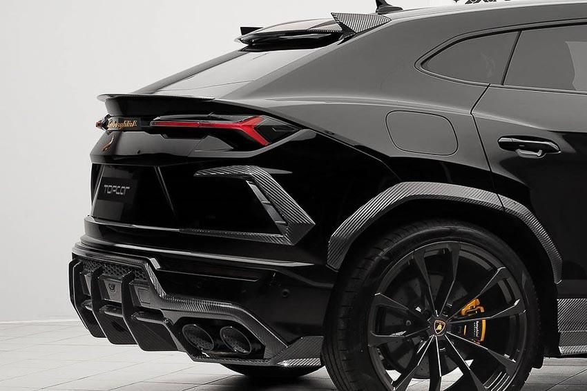 Lamborghini Urus từ TopCar Design 14