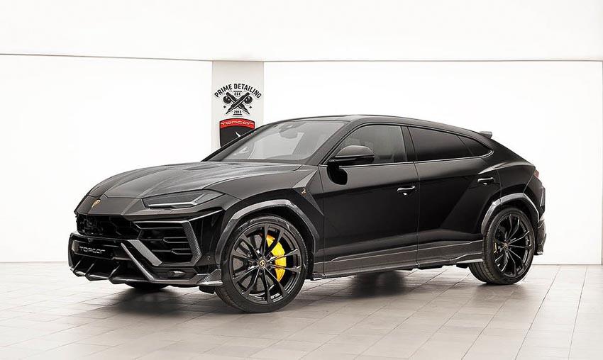 Lamborghini Urus từ TopCar Design 2