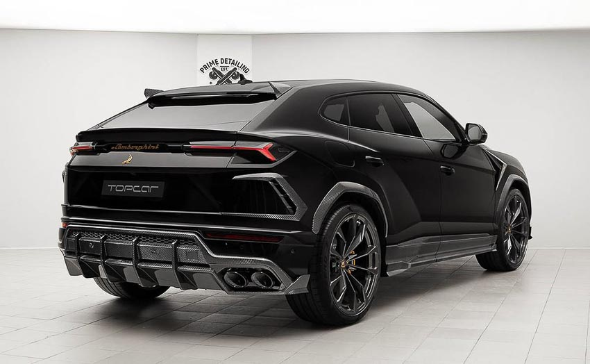 Lamborghini Urus từ TopCar Design 3