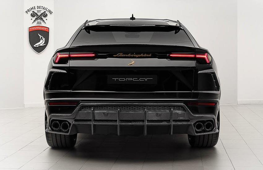 Lamborghini Urus từ TopCar Design 5
