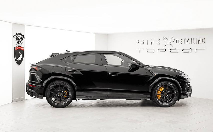 Lamborghini Urus từ TopCar Design 6