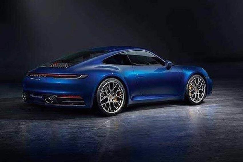 Porsche 911 thế hệ mới 2