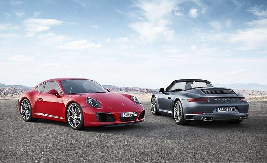 Xe Porsche 2