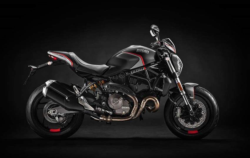 Ducati Monster STEALTH