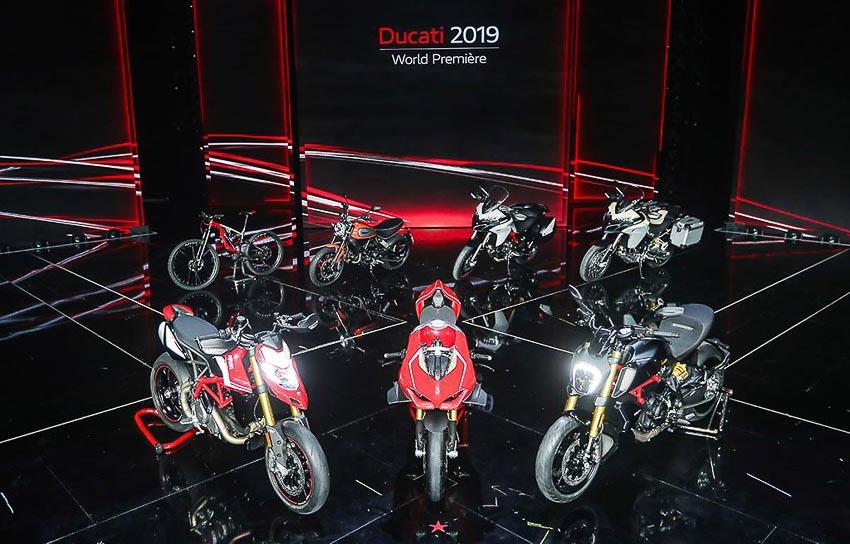Ducati Model 2019 4