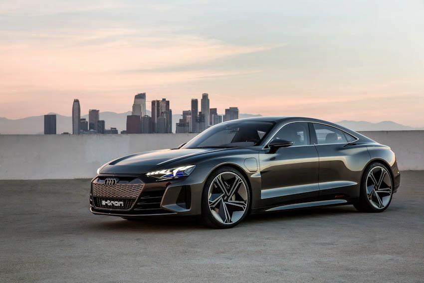 Audi e-tron GT 15