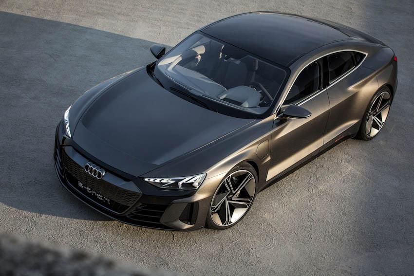 Audi e-tron GT 20