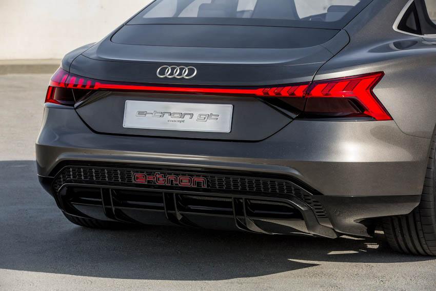 Audi e-tron GT 21