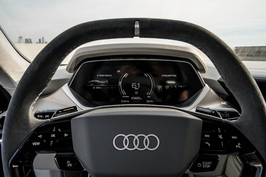 Audi e-tron GT 5